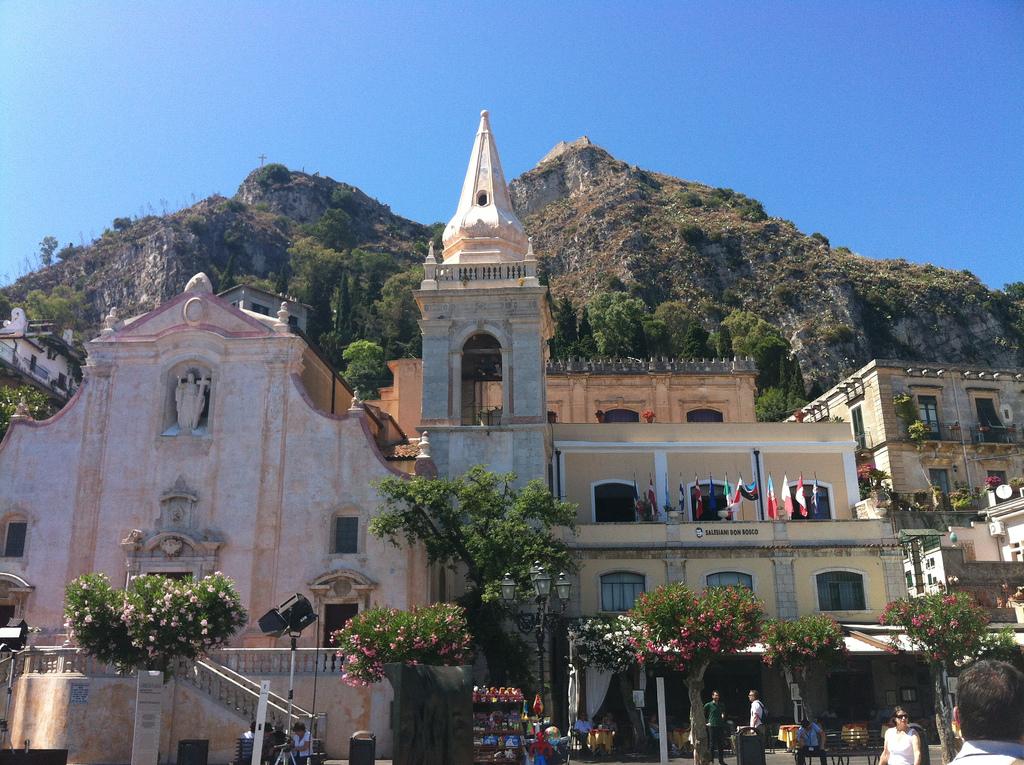 Travel Tuesday: Taormina