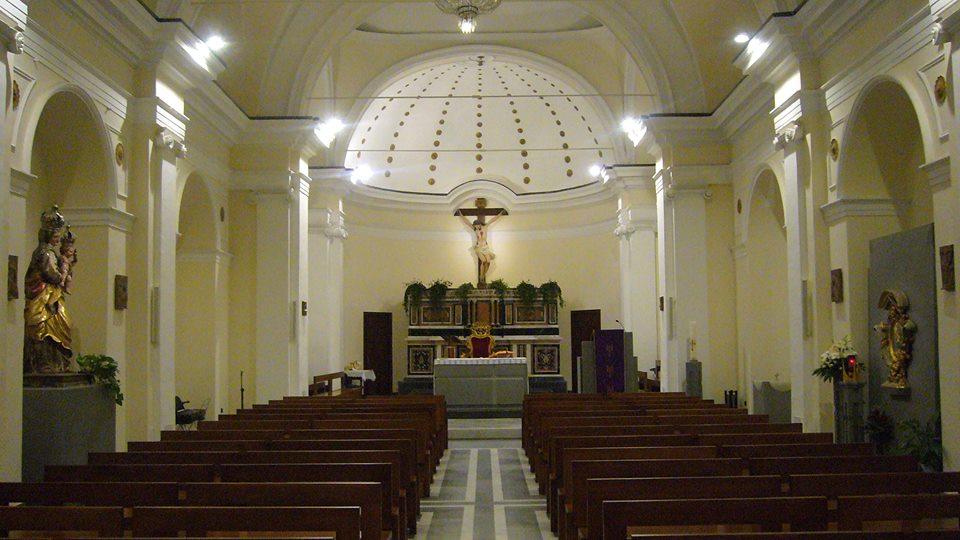 Parrocchia Natività Maria Santissima, Ramacca