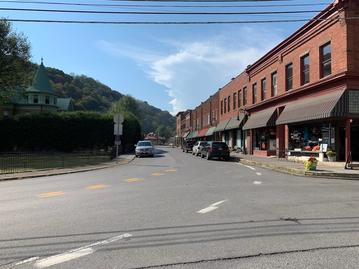 main street bramwell west virginia