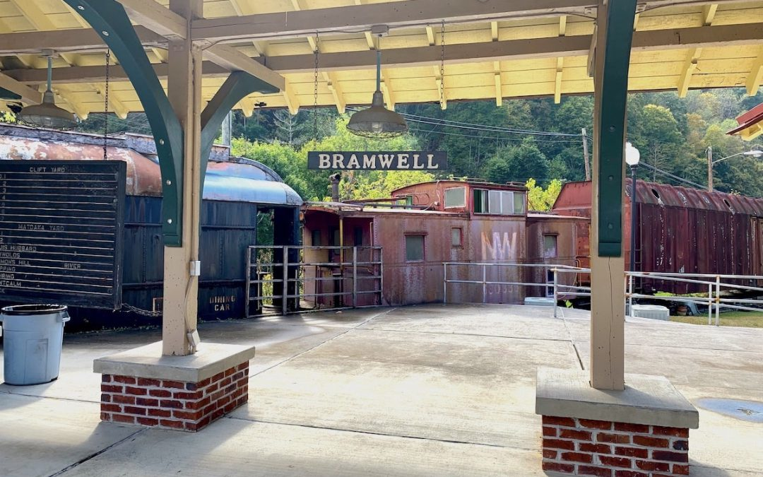 Retracing Paolo Sulfaro's Footsteps in Bramwell, West Virginia